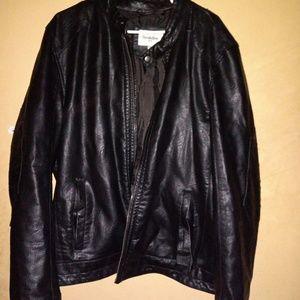 Black buttersoft men's Leather jacket